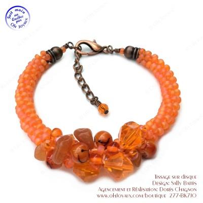 Bracelet Souvenir de tire éponge