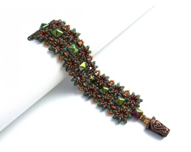 """Bracelet """"Sur les traces du Pharaon"""""""